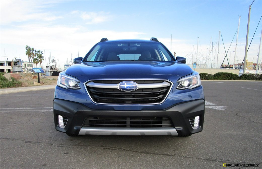 2020 Subaru Outback Limited - Road Test Review - By Ben Lewis (41)