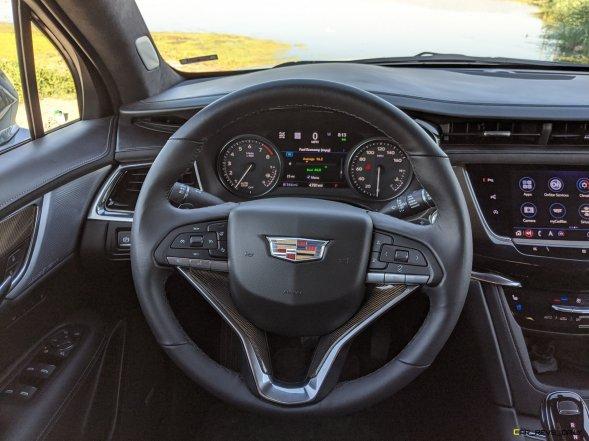 2020 Cadillac XT6 Matt Barnes (22)