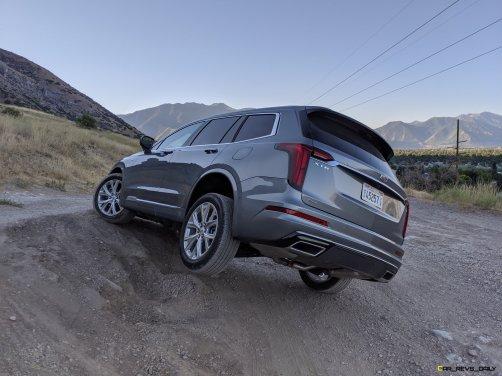 2020 Cadillac XT6 Matt Barnes (3)