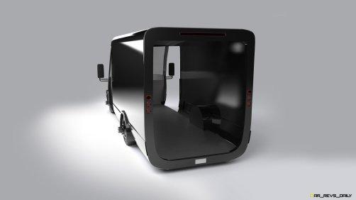 Bollinger Motors DELIVER-E Rear 3.4 Open