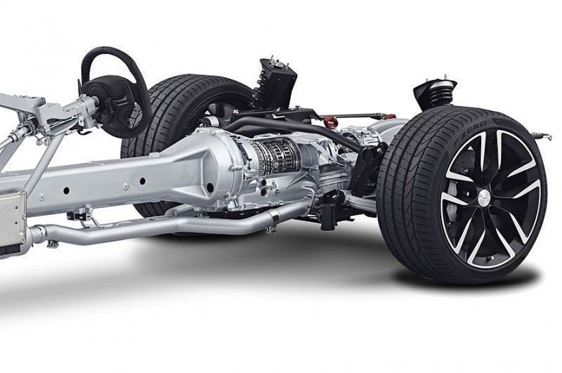 3.6s 2015 Aston Martin VANQUISH Adds Amazing ZF 8-Speed Auto for 201-MPH Vmax 45