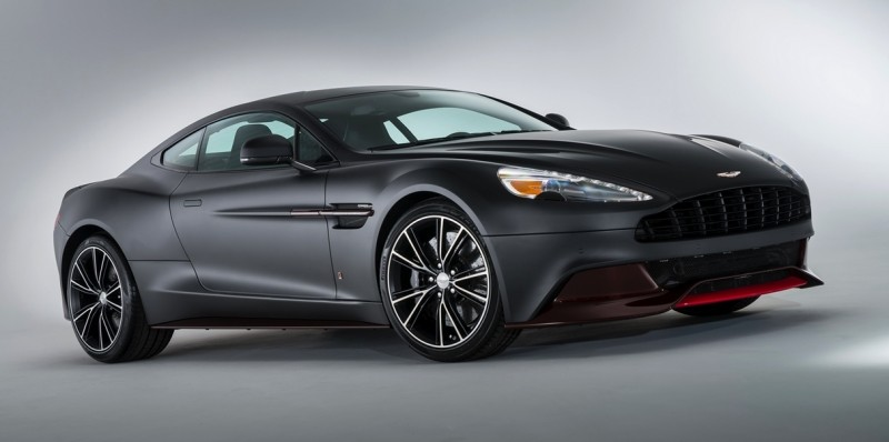 3.6s 2015 Aston Martin VANQUISH Adds Amazing ZF 8-Speed Auto for 201-MPH Vmax 7