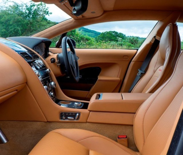 Mph  Aston Martin Rapide S Also Nabs New Dampers