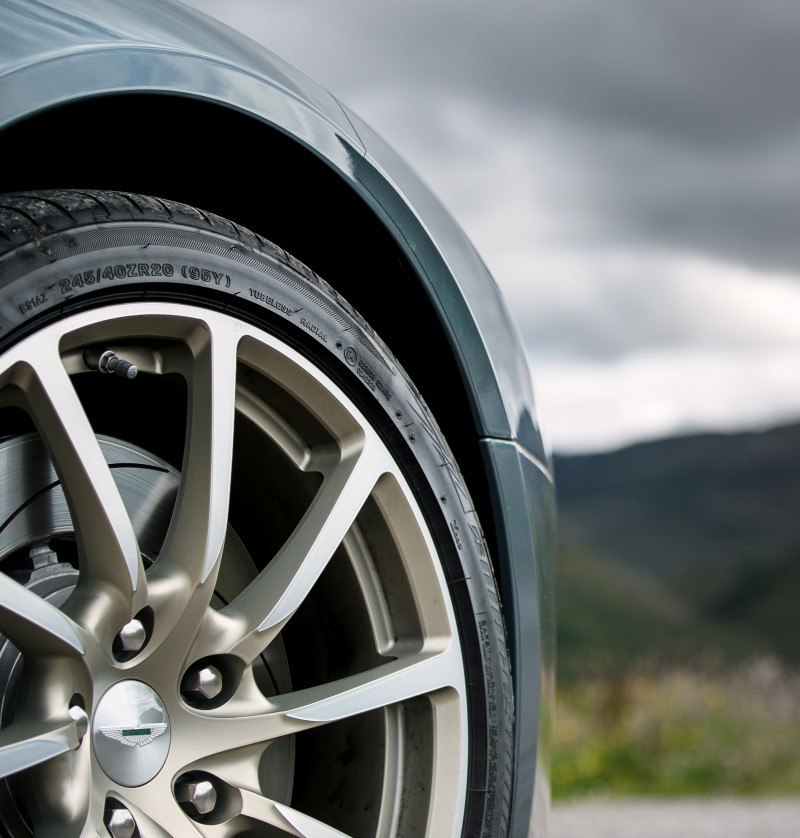 4.2s, 200-MPH 2015 Aston Martin RAPIDE S Also Nabs New Dampers, Torque-Tube and 8-Speed ZF Transaxle 155
