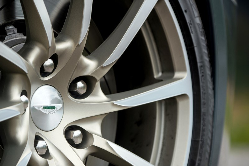 4.2s, 200-MPH 2015 Aston Martin RAPIDE S Also Nabs New Dampers, Torque-Tube and 8-Speed ZF Transaxle 156