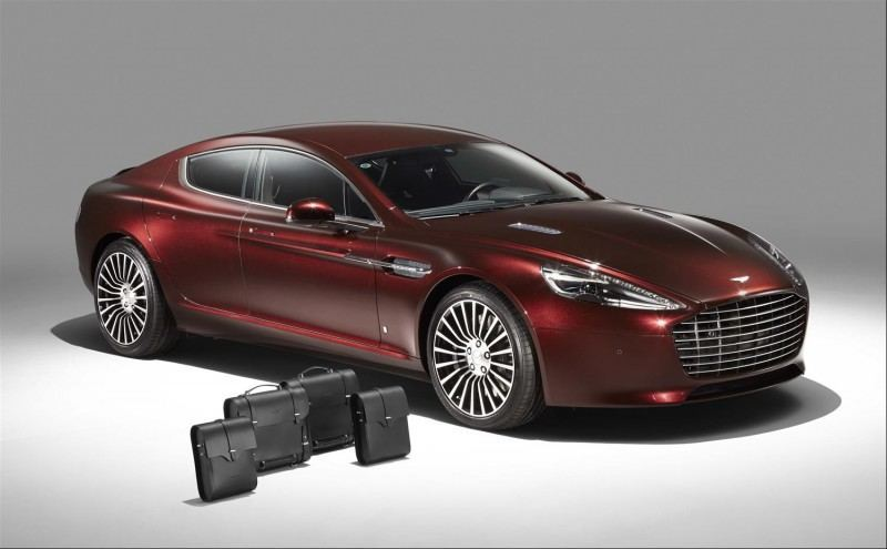 4.2s, 200-MPH 2015 Aston Martin RAPIDE S Also Nabs New Dampers, Torque-Tube and 8-Speed ZF Transaxle 175