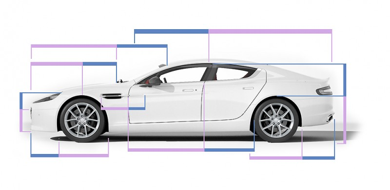 4.2s, 200-MPH 2015 Aston Martin RAPIDE S Also Nabs New Dampers, Torque-Tube and 8-Speed ZF Transaxle 200