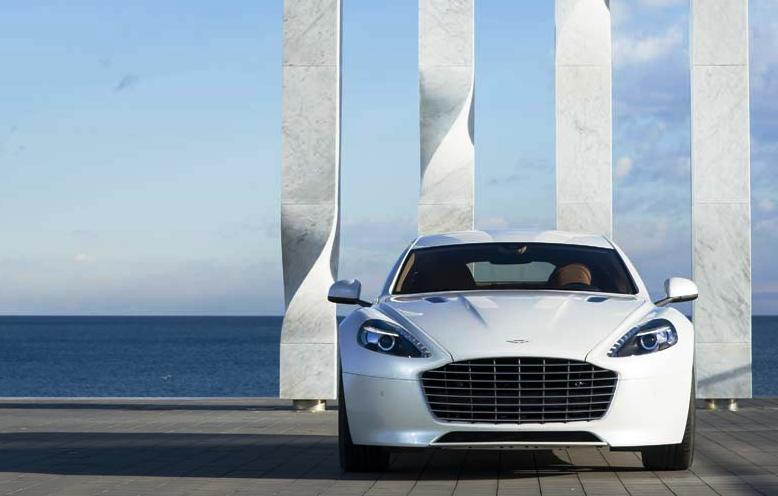 4.2s, 200-MPH 2015 Aston Martin RAPIDE S Also Nabs New Dampers, Torque-Tube and 8-Speed ZF Transaxle 243