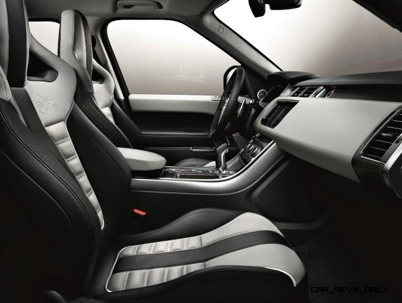 4.5s, 162MPH 2015 Range Rover Sport SVR is Official 5