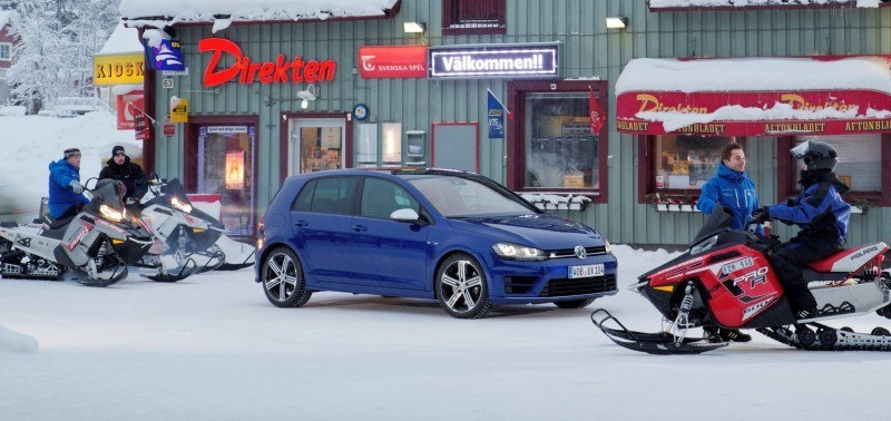 4.9s VW Golf R Officially Coming to USA in January 2015 With At Least 290HP 33