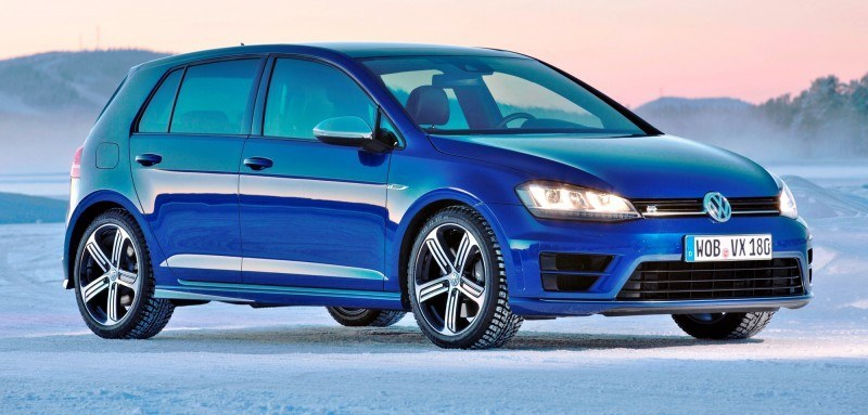 4.9s VW Golf R Officially Coming to USA in January 2015 With At Least 290HP 34