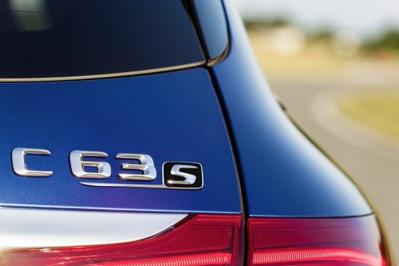 510HP, 3.9s 2015 Mercedes-AMG C63 S Joings New C63 - Without the Benz Name 24