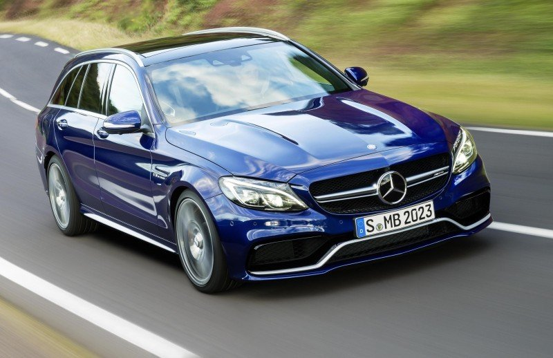 510HP, 3.9s 2015 Mercedes-AMG C63 S Joings New C63 - Without the Benz Name 32
