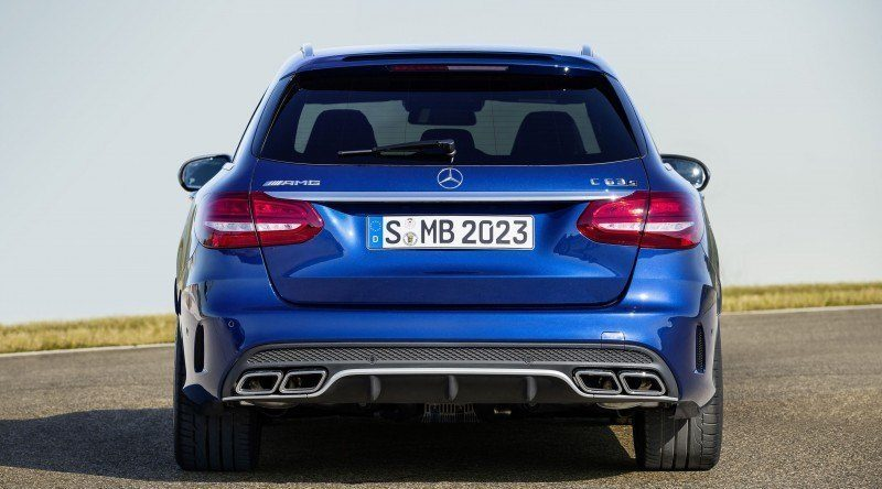 510HP, 3.9s 2015 Mercedes-AMG C63 S Joings New C63 - Without the Benz Name 35