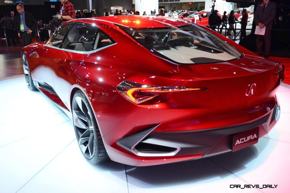 Acura Precision Concept 3