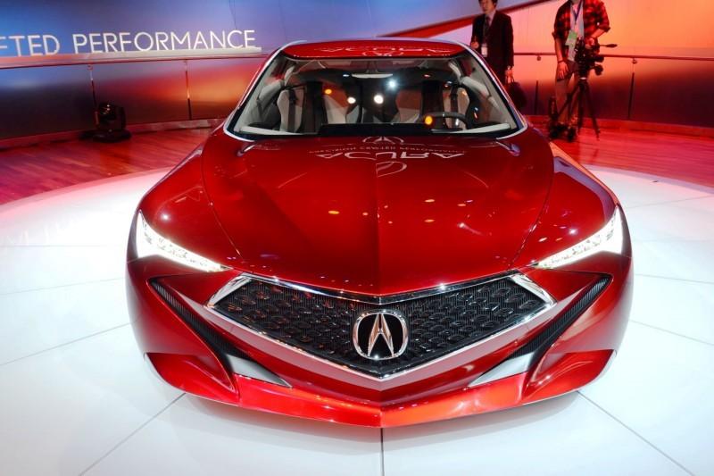 Acura Precision Concept 7