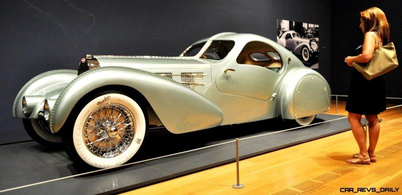 Atlanta Dream Cars - 1935 Bugatti 57S Competition Coupe Aerolithe Wears Gorgeous Elektron Magnesium Panels9