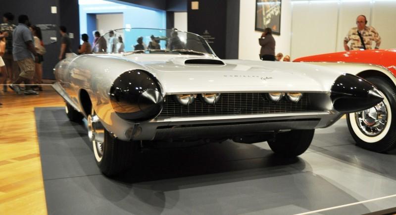 Atlanta Dream Cars Showcase - 1959 Cadillac Cyclone XP-74 Is Rocket Nose and Tailfin Bliss 10