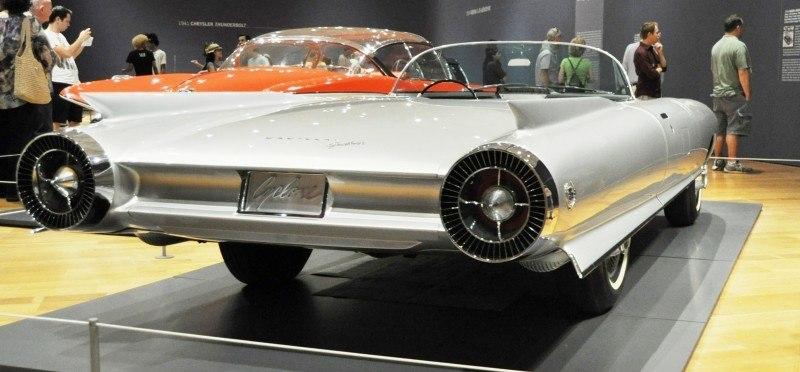 Atlanta Dream Cars Showcase - 1959 Cadillac Cyclone XP-74 Is Rocket Nose and Tailfin Bliss 15