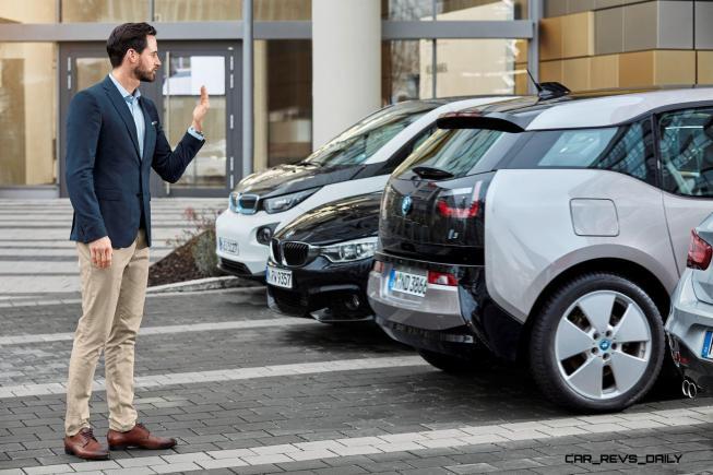 BMW CES 2016 Tech 49