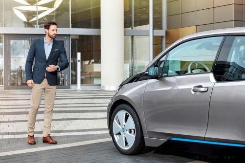 BMW CES 2016 Tech 59