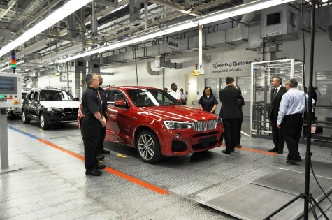 BMW X3 and X4 Factory Tour in 111 High-Res Photos -- Cool, Calm, and Quiet = Opposite of Most Auto Plants 86