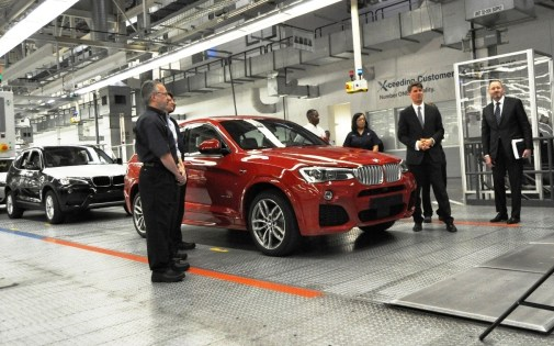 BMW X3 and X4 Factory Tour in 111 High-Res Photos -- Cool, Calm, and Quiet = Opposite of Most Auto Plants 87