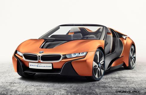 BMW i Vision Future Interaction 20