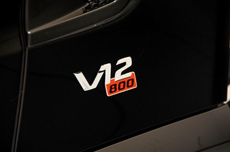 BRABUS 800 V12 Roadster 9