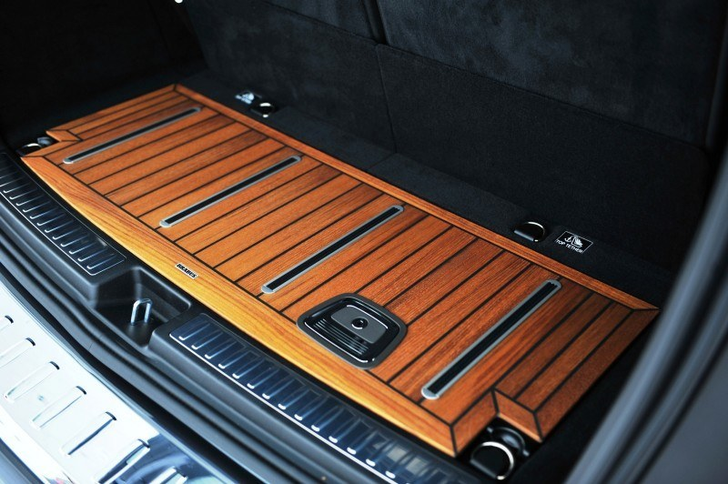 BRABUS B63S 700 Widestar Upgrades for Mercedes-Benz GL-Class Are Ready for Hollywood A-List 10