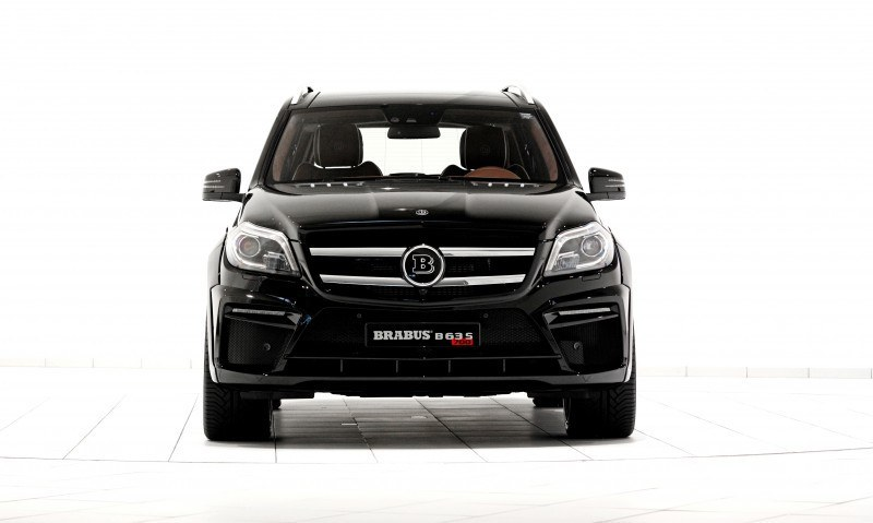 BRABUS B63S 700 Widestar Upgrades for Mercedes-Benz GL-Class Are Ready for Hollywood A-List 32