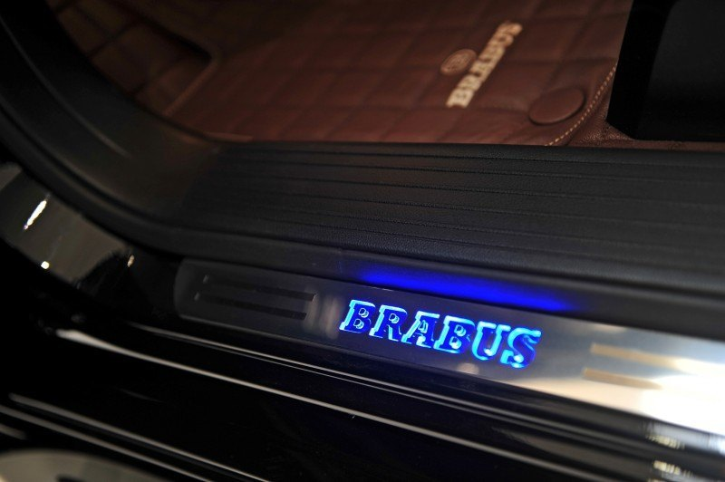 BRABUS B63S 700 Widestar Upgrades for Mercedes-Benz GL-Class Are Ready for Hollywood A-List 47
