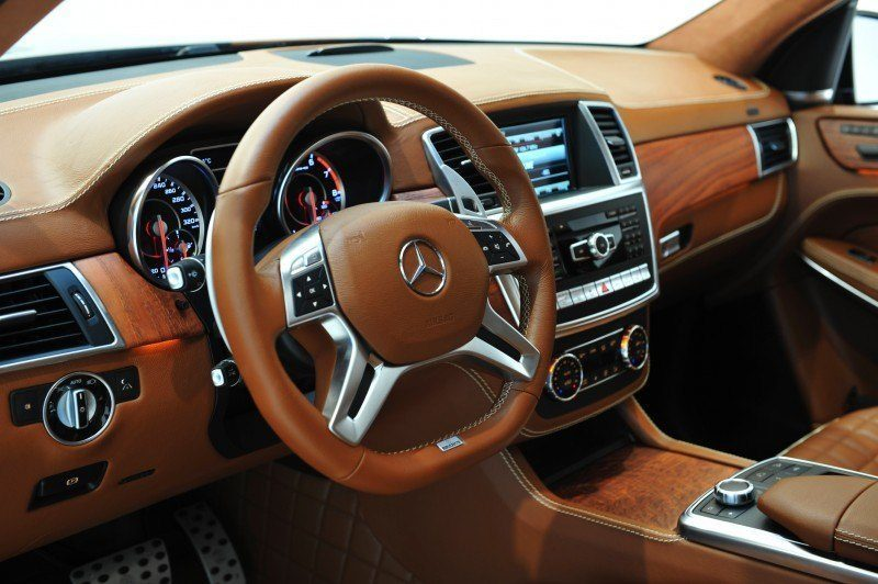 BRABUS B63S 700 Widestar Upgrades for Mercedes-Benz GL-Class Are Ready for Hollywood A-List 73