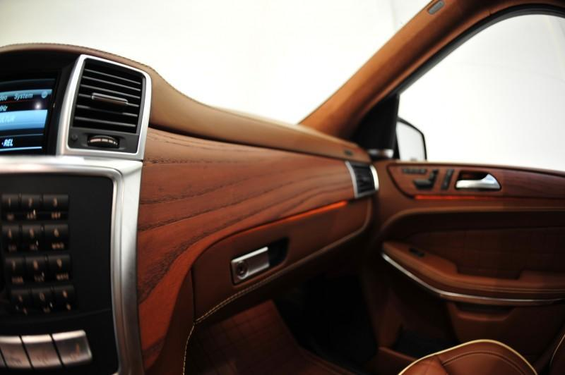 BRABUS B63S 700 Widestar Upgrades for Mercedes-Benz GL-Class Are Ready for Hollywood A-List 74