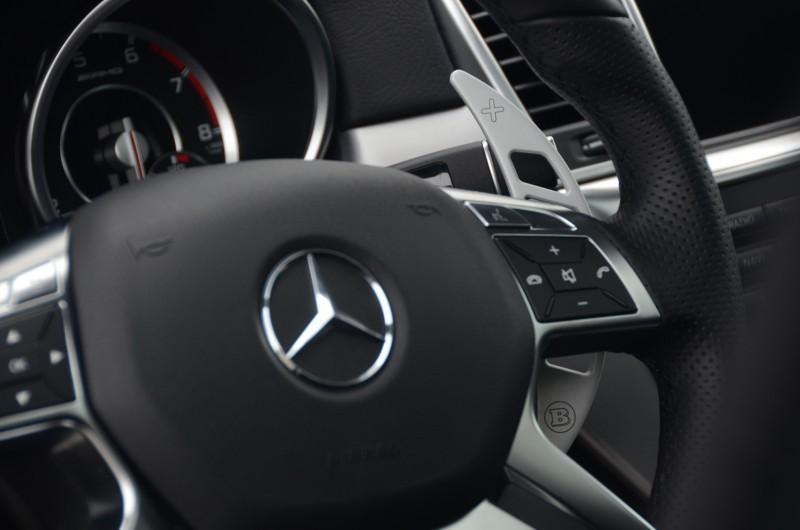 BRABUS Custom Interiors for the Mercedes-Benz ML-Class SUV 24