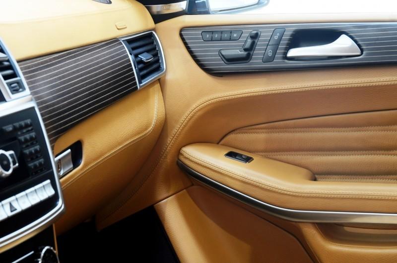 BRABUS Custom Interiors for the Mercedes-Benz ML-Class SUV 30