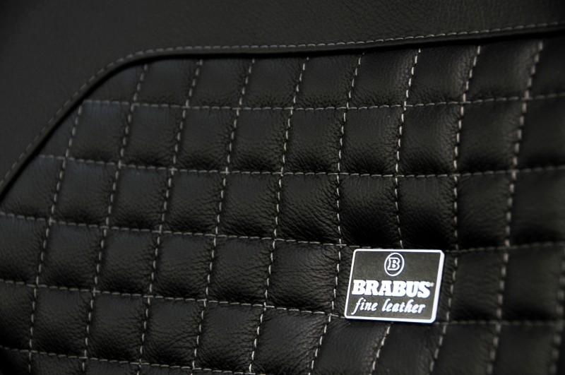 BRABUS Custom Interiors for the Mercedes-Benz ML-Class SUV 7