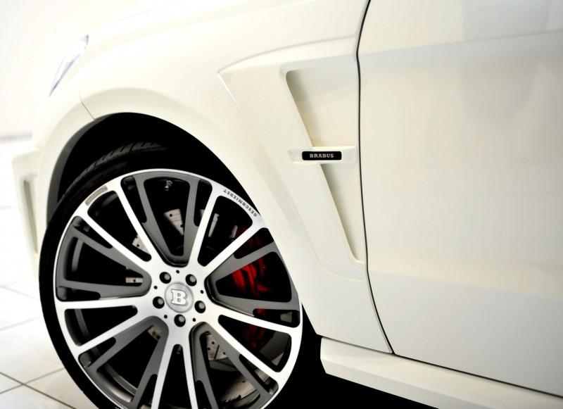 BRABUS Mercedes-Benz ML-Class 53
