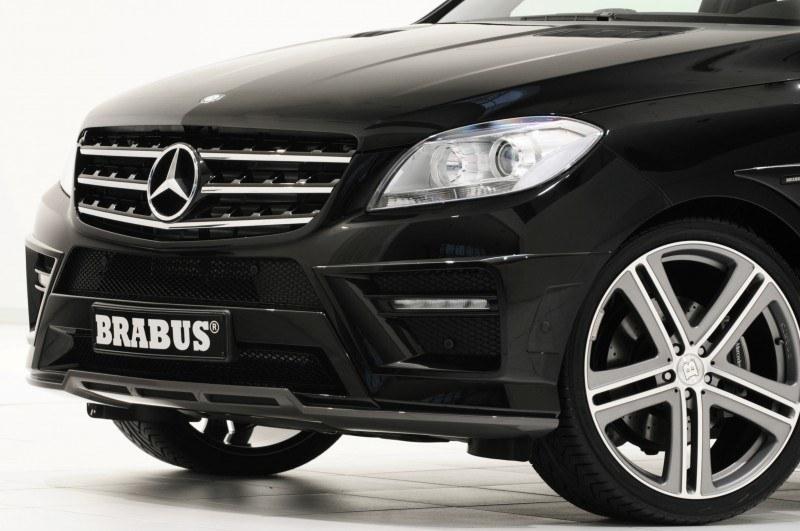 BRABUS Mercedes-Benz ML-Class 8