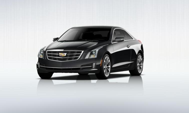 Black 2015 Cadillac ATS Coupe Premium 28