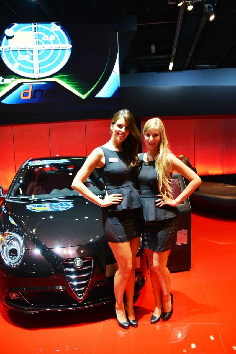 Booth Babes Showcase - Frankfurt 2013 7