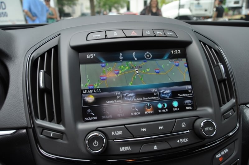 Buick OnStar 4GLTE As Standard Is A Game-Changer for In-Car Mobile Broadband 32