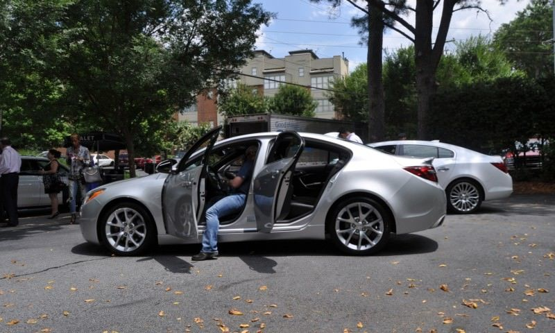 Buick OnStar 4GLTE As Standard Is A Game-Changer for In-Car Mobile Broadband 53