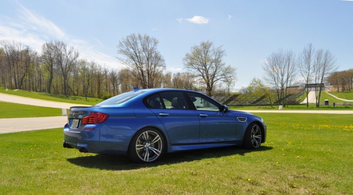 Car-Revs-Daily Track Tests 2014 BMW M5 15