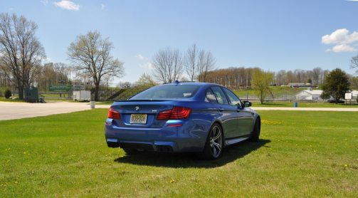 Car-Revs-Daily Track Tests 2014 BMW M5 18