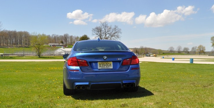 Car-Revs-Daily Track Tests 2014 BMW M5 22