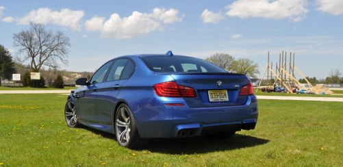 Car-Revs-Daily Track Tests 2014 BMW M5 25