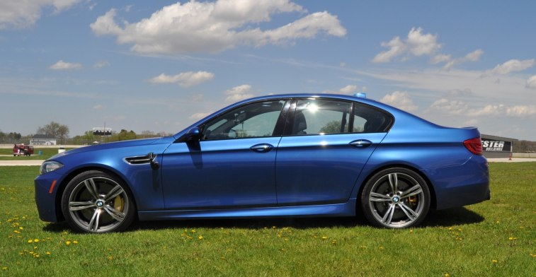 Car-Revs-Daily Track Tests 2014 BMW M5 33