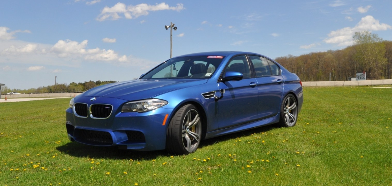 Car-Revs-Daily Track Tests 2014 BMW M5 42