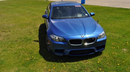 Car-Revs-Daily Track Tests 2014 BMW M5 53